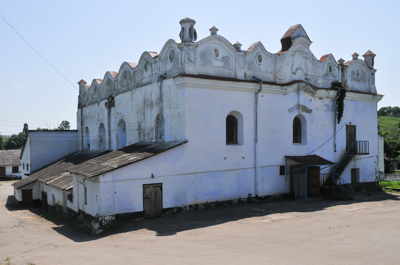 Shargorod Synagogue