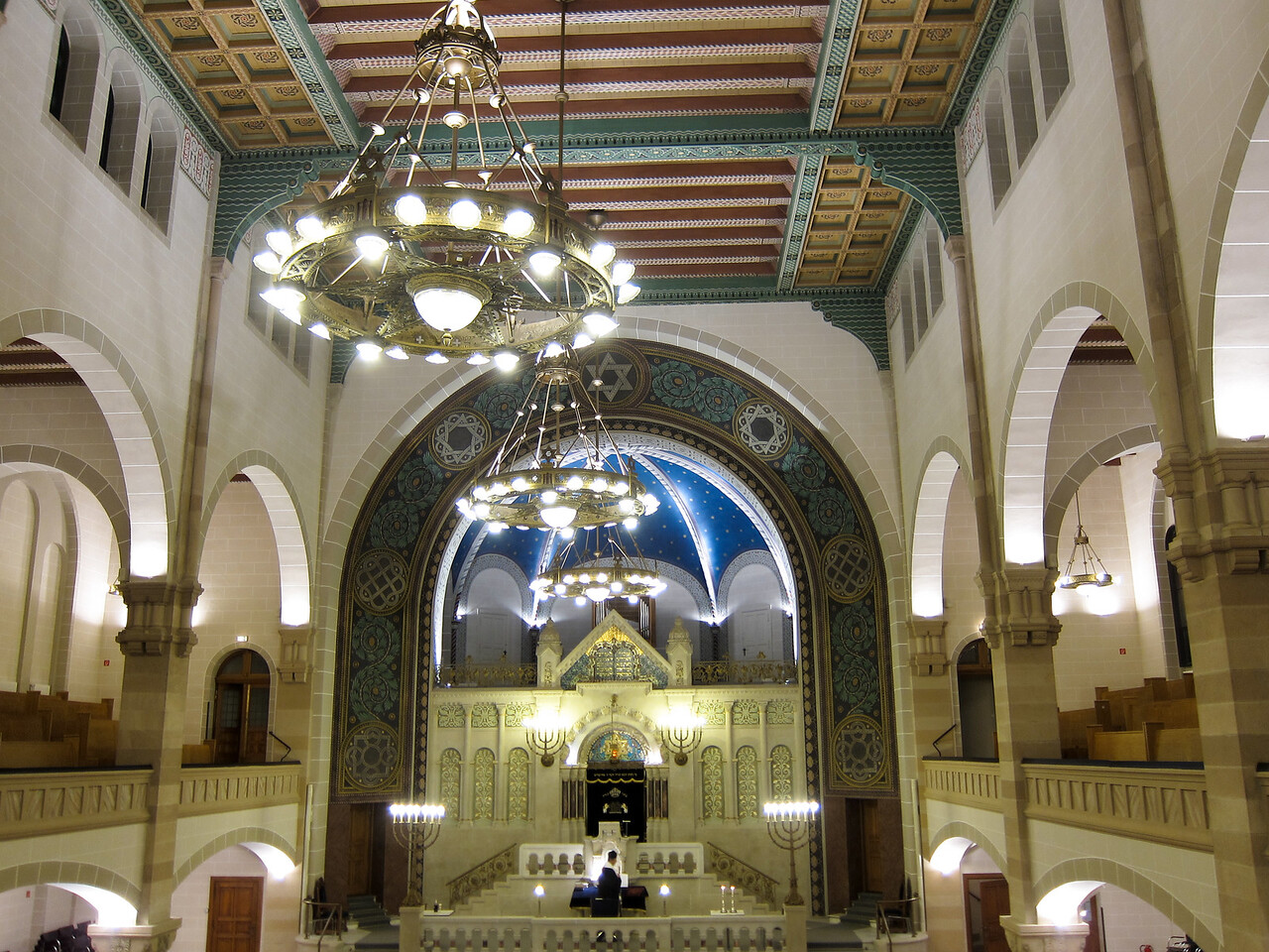 Berlin - Rykestrasse Synagogue