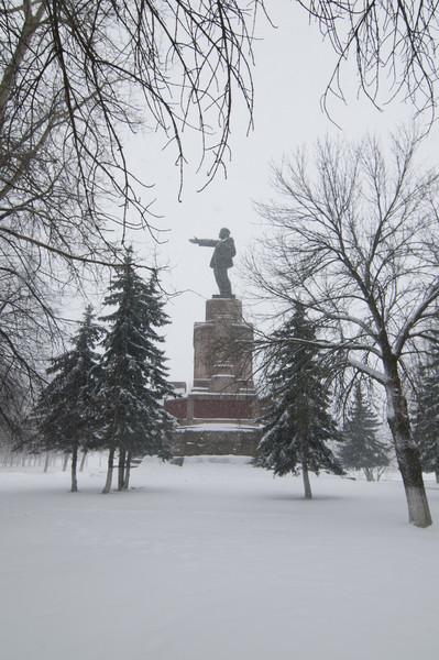 Dsc 2803@091230 - Kostroma - Lenin