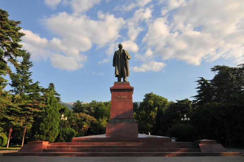 Dsc 4195@110823 - Yalta - Lenin