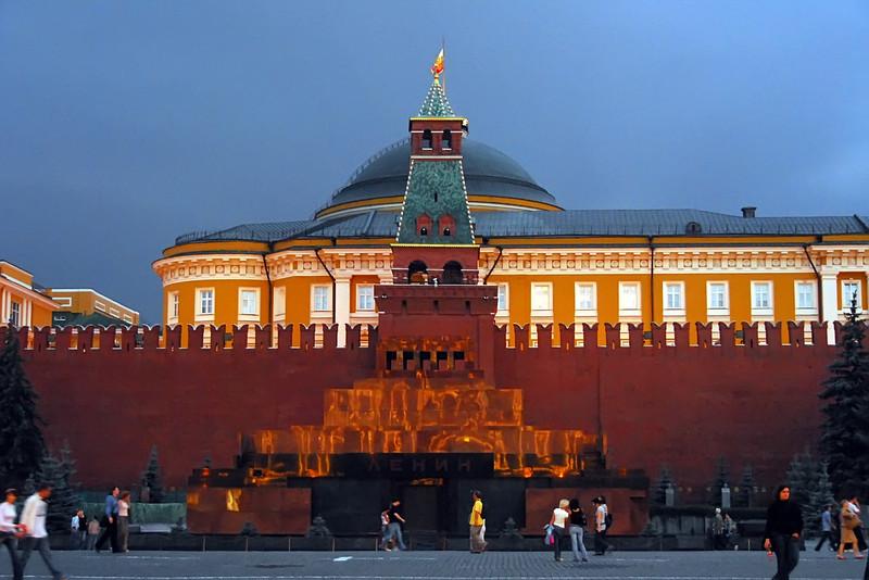 Dsc 8601@070807 - Red Square - Lenin Tomb