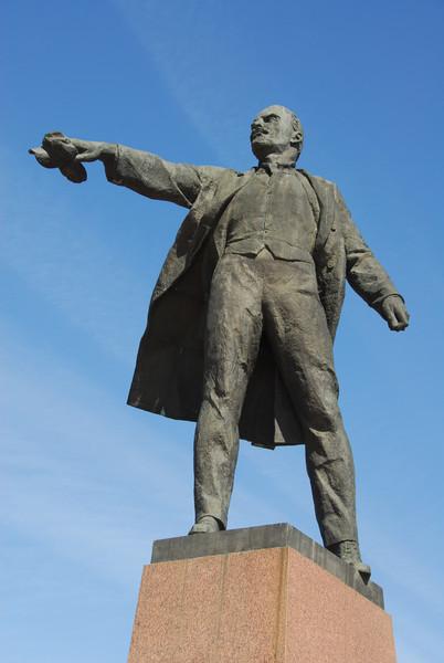 Dsc 9481@070810 - Saint Petersburg - Moscow Square - Lenin