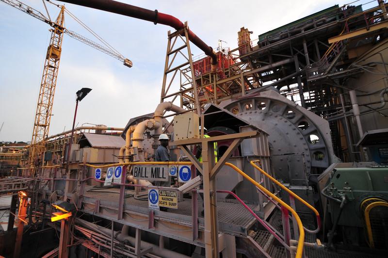 Dsc 5565@111111 - Ghana - Iduapriem - Processing Plant