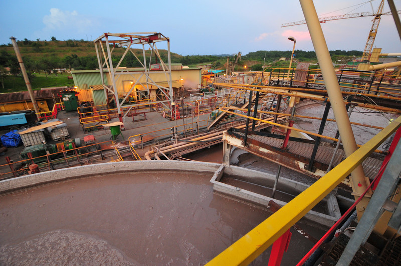 Dsc 5578@111111 - Ghana - Iduapriem - Processing Plant