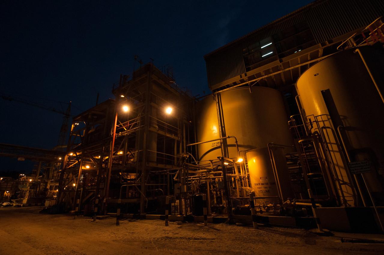Dsc 5613@111111 - Ghana - Iduapriem - Processing Plant