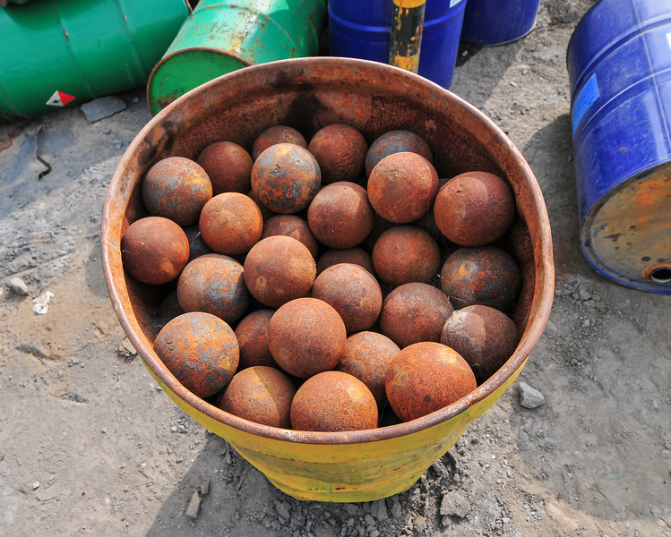 Iron Balls for Milling Ore