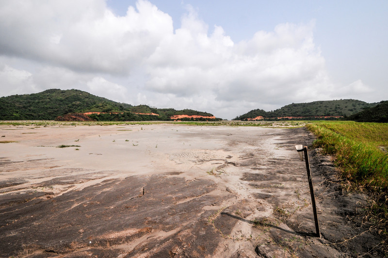 Ghana Tailings Pond