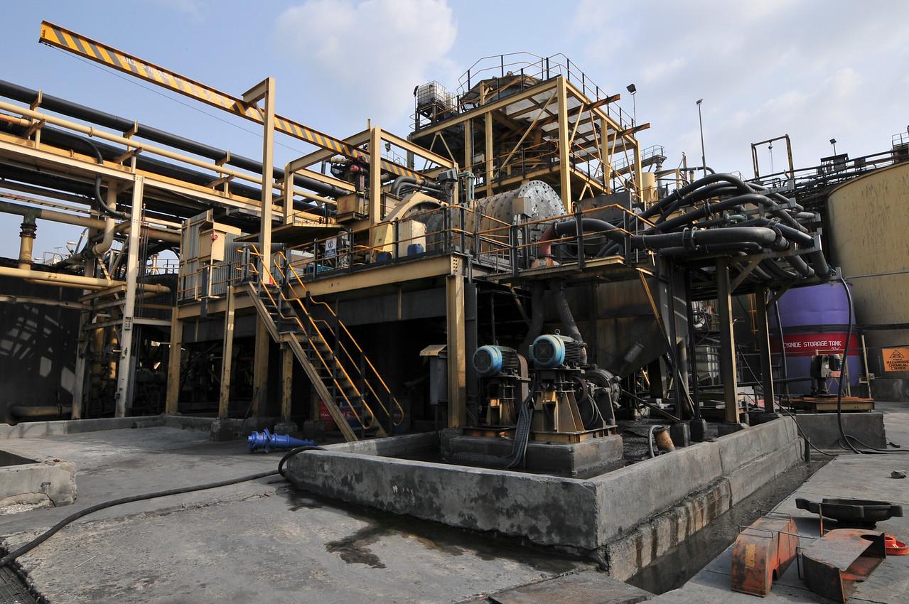 Dsc 6246@120127 - Ghana - Obuasi - Processing Plant