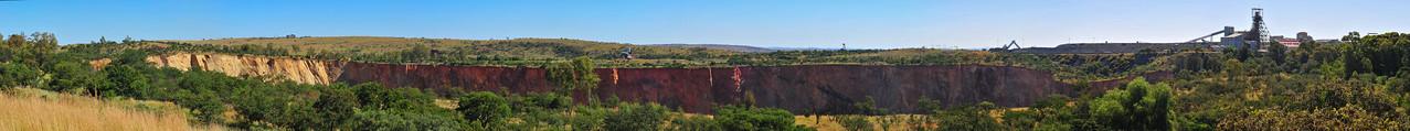 Cullinan Diamond Mine Pit