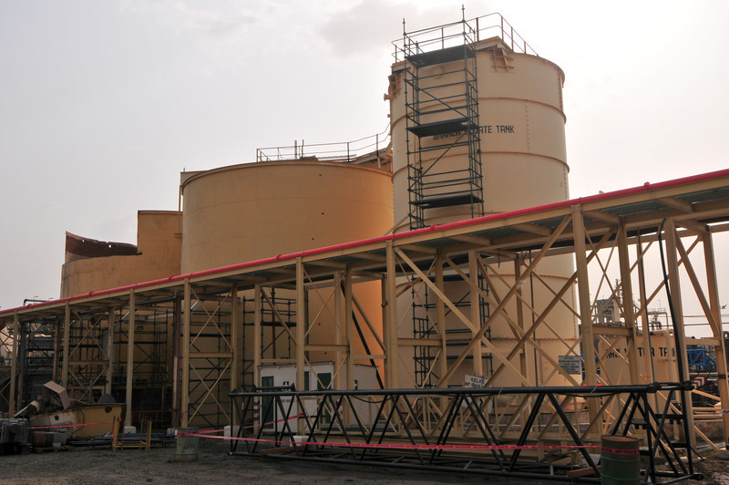 Dsc 6254@120127 - Ghana - Obuasi - Processing Plant