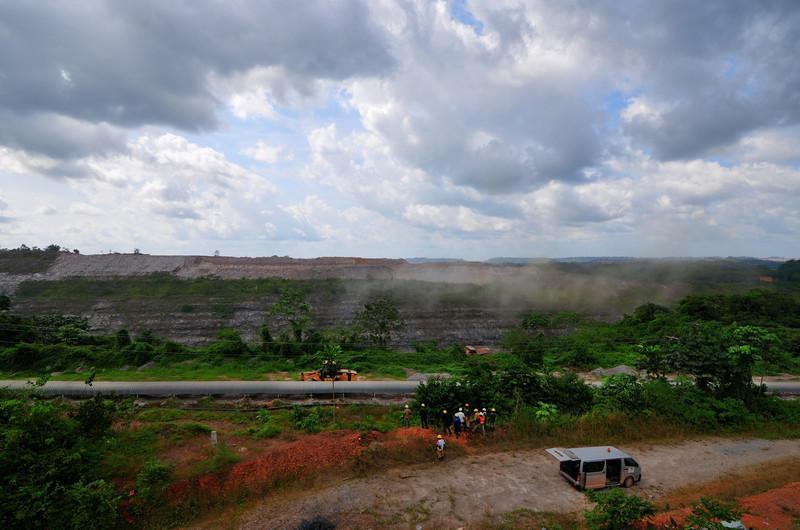 HDR 5445@111111 - Ghana - Iduapriem - Blast [Compressor]