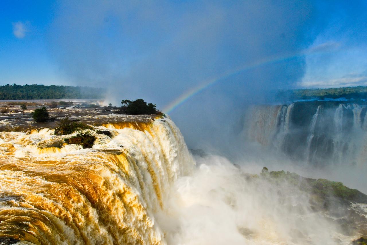Iguassu Falls - Brazil