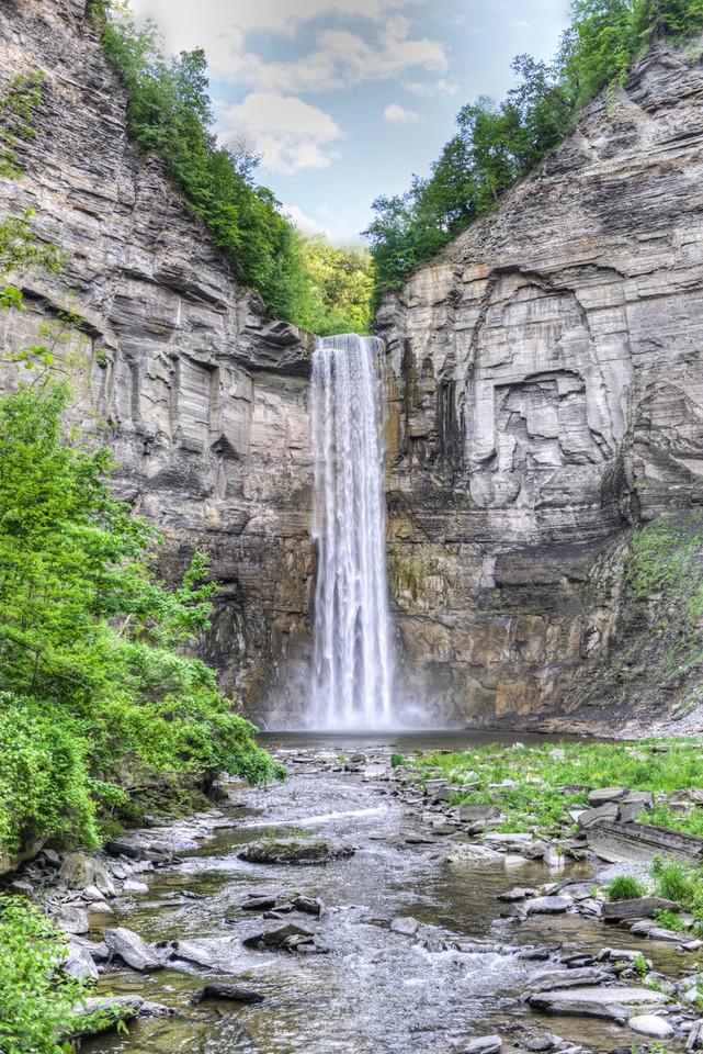 Taughannock Falls, NY