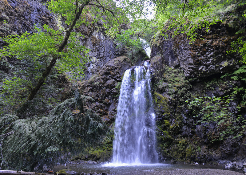 Fall Creek Falls, Oregon