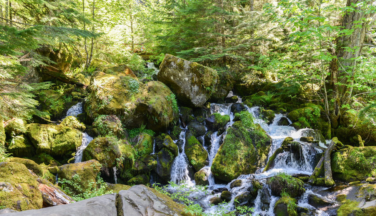 Watson Falls, Oregon