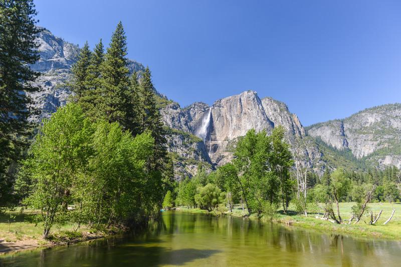 Yosemite Falls, Yosemite National Park