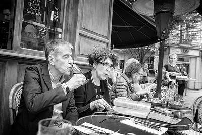 Parisian Lunch