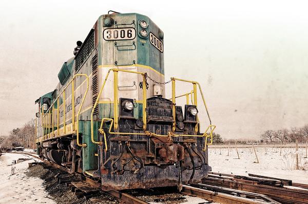 6 – Locomotive Rust
