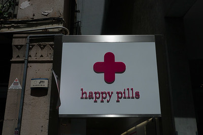 Barcelona dispensary