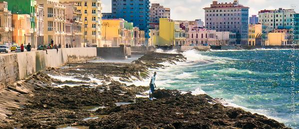 Havana: The Malacon