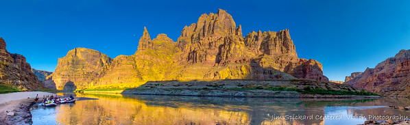 Sunrise on the Colorado