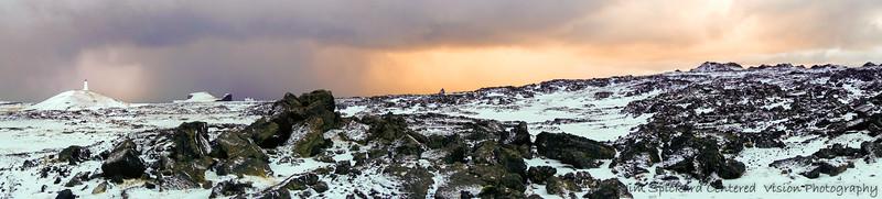 Iceland: Reyjanesviti Lighthouse