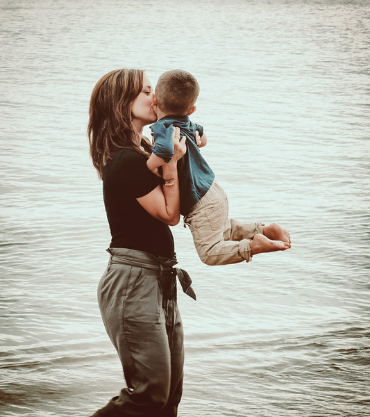 Mother's Kiss
