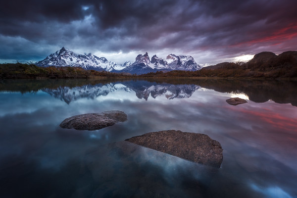 """Giants of the South"" - Patagonia"