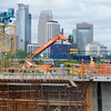 """<font size=""""3"""" face=""""Verdana"""" font color=""""white"""">35W Bridge Construction</font> <font size=""""3"""" face=""""Verdana"""" font color=""""#5CB3FF"""">Rebuilding the new 35W Bridge over the Mississippi River near downtown Minneapolis - May 26, 2008</font> <br> <font size = """"1"""" font color = """"gray"""">Click on photo to see larger size.</font>"""