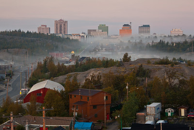 NT-2010-078: Yellowknife, North Slave Region, NT, Canada
