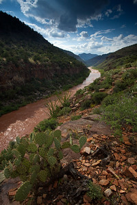 AZ-2010-110: Salt River Canyon, Gila County, AZ, USA