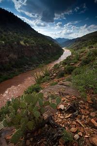 AZ-2010-110: Salt River Canyon, Gila County, AZ, USA