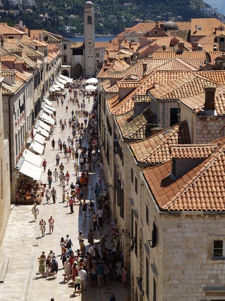 2006/07/05 11:59:40 /  ©RobAng /  Croatia - Kroatien / Dubrovnik