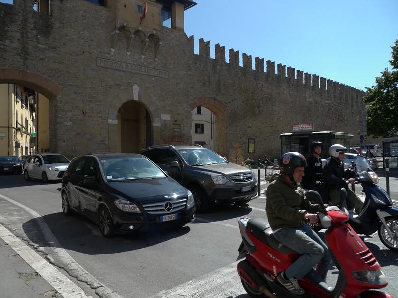 @RobAng 21.09.17, 11:41: Arezzo, 256 m, Arezzo, Toscana, Italien (ITA)
