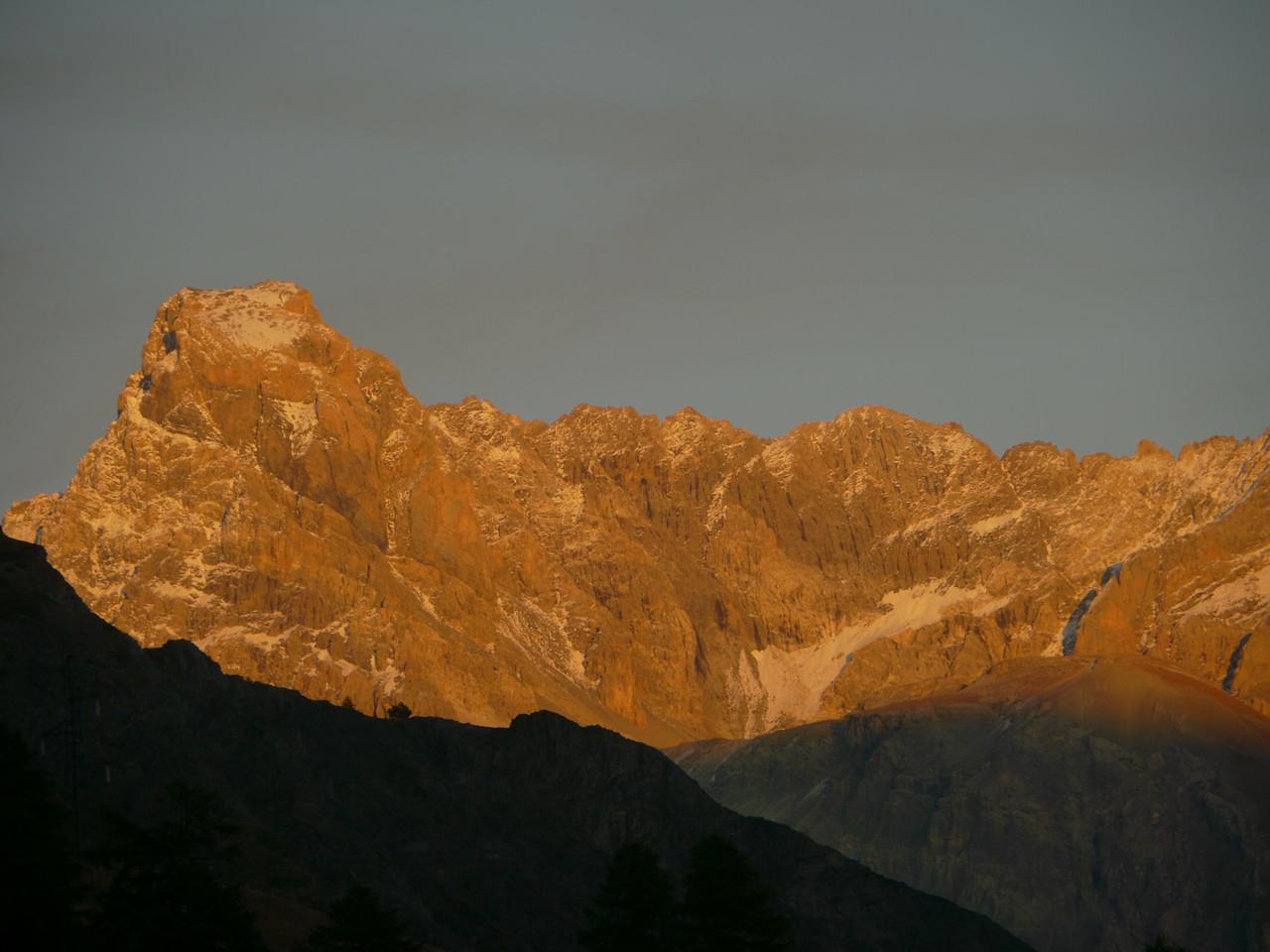 © RobAng 2010 -- Col de Vars - Passstrasse Südseite, Provence-Alpes-Côte d'Azur, France - 1475 m