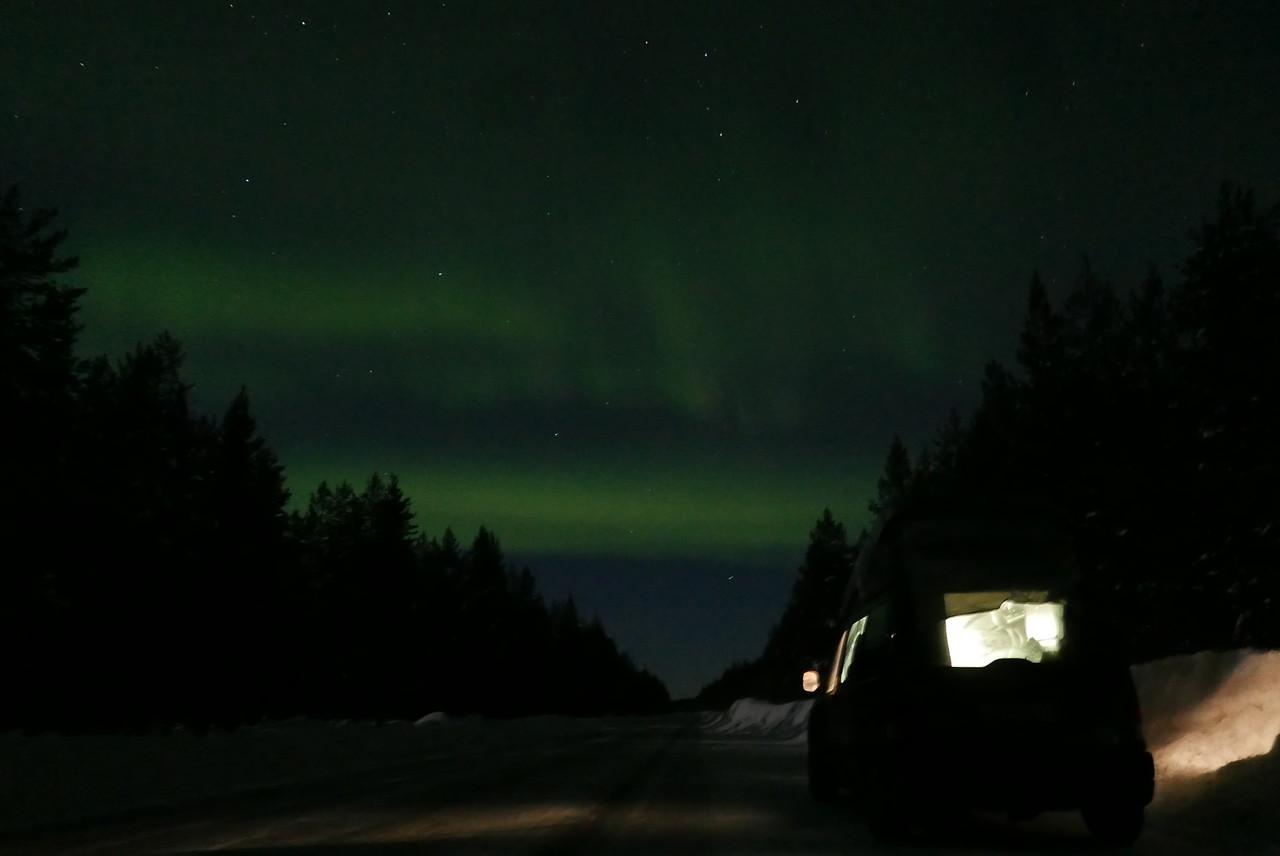 @RobAng 06.03.17, 23:50: Edefors, Harads, Norrbotten, Schweden (SWE)