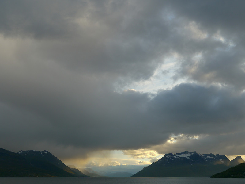 Velotour Lofoten-Vesterålen-Narvik / @RobAng 2012 / Salangsverket, Sjøvegan, Troms, NOR, Norwegen, 73.3143 m ü/M, 13/09/2012 18:34:30