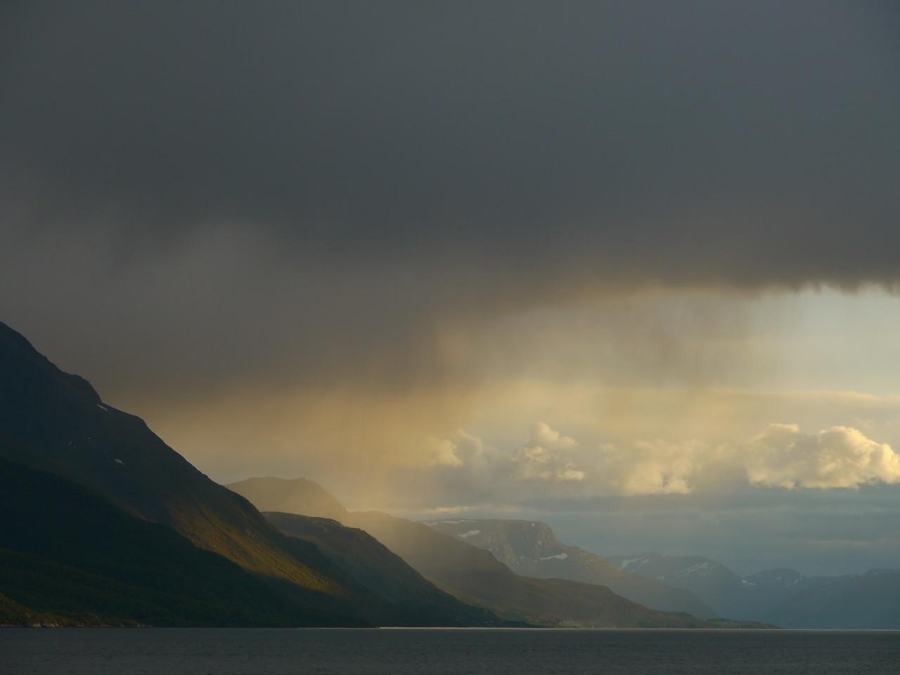 Velotour Lofoten-Vesterålen-Narvik / @RobAng 2012 / Salangsverket, Sjøvegan, Troms, NOR, Norwegen, 71.8286 m ü/M, 13/09/2012 18:34:04