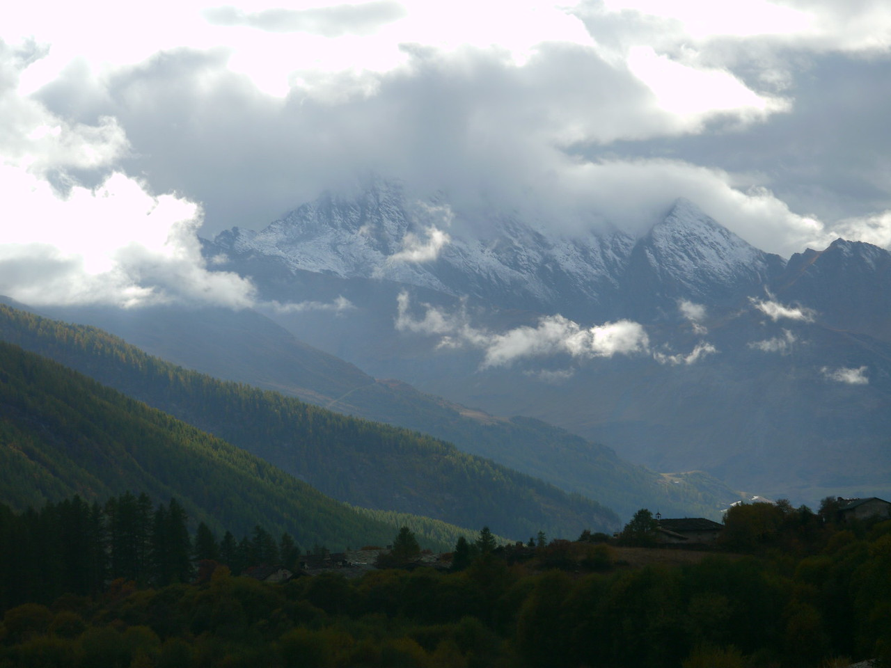 © RobAng 2010 -- Bessans, Rhône-Alpes, France - 1748.85 m