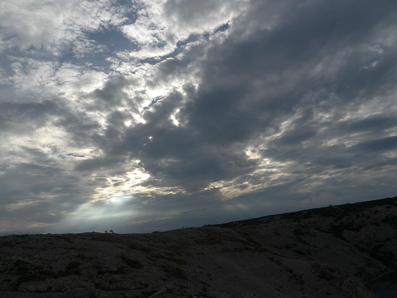 @RobAngSept. 2014 / Maslenica, Rovanjska, Zadarska, HRV, Kroatien, 46 m ü/M,
