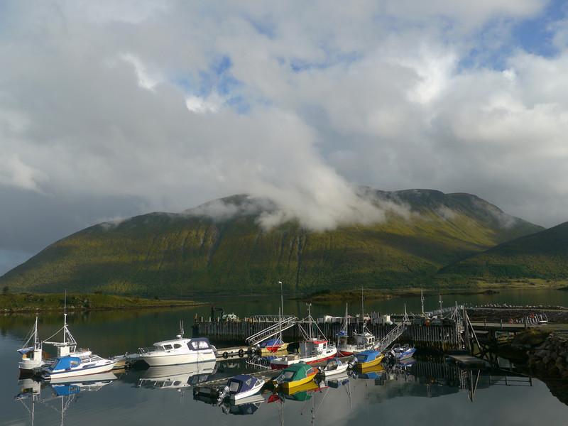Velotour Lofoten-Vesterålen-Narvik  / Velotour Lofoten-Vesterålen-Narvik  / @RobAng 2012 / Flesnes, Godfjord, Nordland, Vesterålen, NOR, Norwegen, 14.8158 m ü/M, 12/09/2012 16:19:18