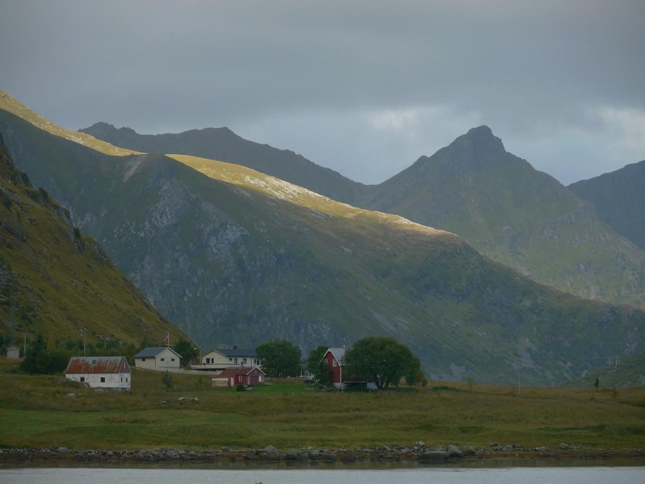 @ 2012 / Kilan, Sund I Lofoten, Nordland, Lofoten, NOR, Norwegen, 13.6364 m ü/M, 09/09/2012 16:20:01