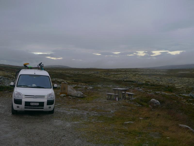 @RobAng 2012 / Brenna, Friies-Weg von Ringebu nach Atna, Oppland, NOR, Norwegen, 1072 m ü/M, 04.09.2012 07:00:45