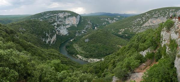 @RobAng 20.05.18, 19:00: Chame, 323 m, Labastide-de-Virac, Auvergne-Rhône-Alpes, Frankreich (FRA)