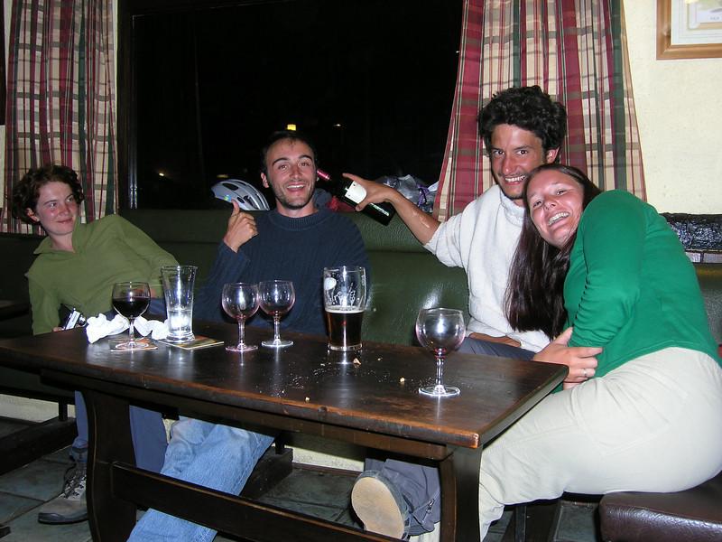 2004/08/09 22:46:52 /  ©RobAng /  Ireland - Irland / Achill Island - Co. Mayo / Keel