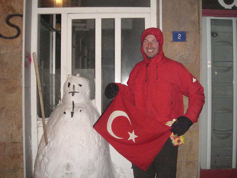 Ereglisi, Türkei (Turkey), Wthur-Istanbul by bicycle / © Rob Tani, Febr. 2008