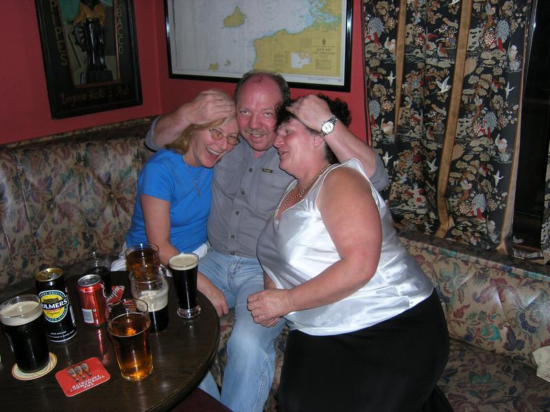 2004/08/10 00:19:56 /  ©RobAng /  Ireland - Irland / Achill Island - Co. Mayo / Keel