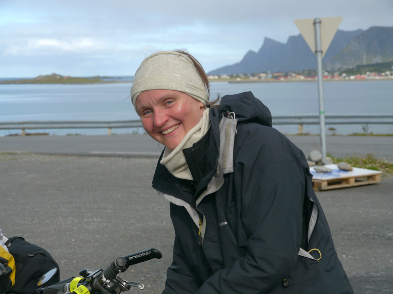 Velotour Lofoten-Vesterålen-Narvik  / @RobAng 2012  / Hovdan, Ramberg, Nordland, Lofoten, NOR, Norwegen, 17.547 m ü/M, 09/09/2012 13:52:55