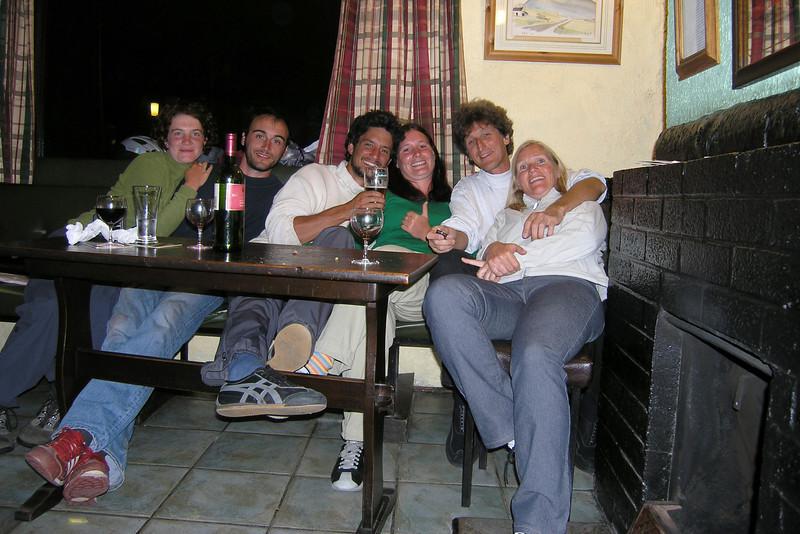 2004/08/09 22:44:30 /  ©RobAng /  Ireland - Irland / Achill Island - Co. Mayo / Keel