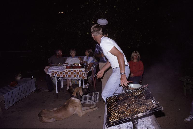"""Namibia 1995, ©RobAng<br /> """"zu Gast auf der Diekman-Farm Hamakari"""""""